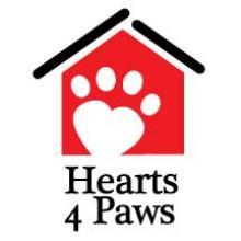 hearts4paws logo